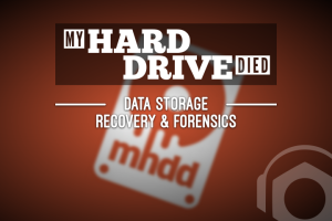 My Hard Drive Died