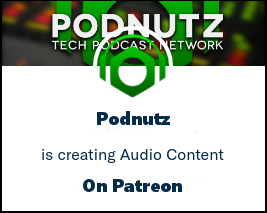 Support Podnutz on Patreon