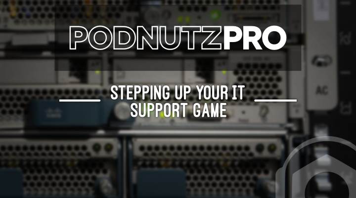 Podnutz Pro #223 – Cyberdrain, The PowerShell Web Site You Need to